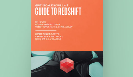Cinema 4D版 Redshiftトレーニング、Guide to Redshiftレビュー